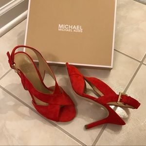 MK Sandals - New